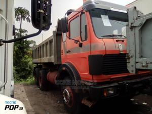 Mercedes Benz 10 Tyres 1998 Orange | Trucks & Trailers for sale in Lagos State, Amuwo-Odofin