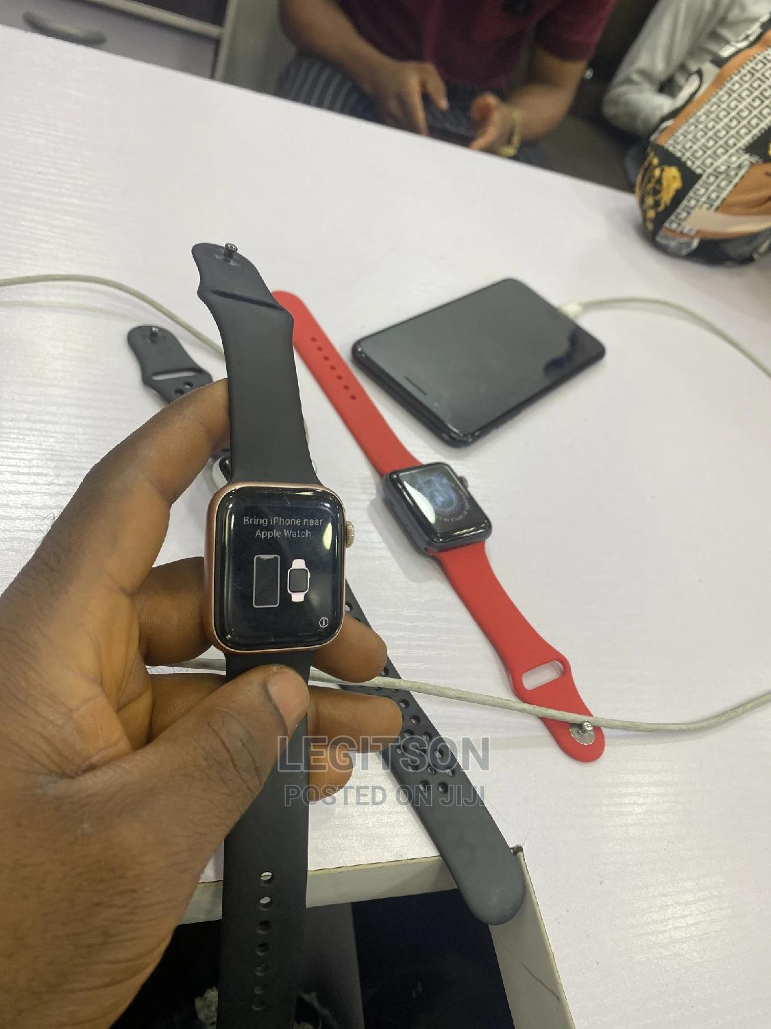 Apple Watch Series 4 44mm   Smart Watches & Trackers for sale in Port-Harcourt, Rivers State, Nigeria