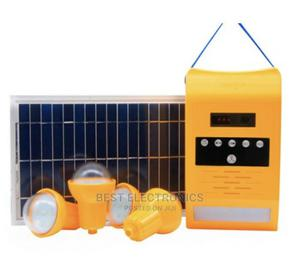 Solar Power Kit With Radio and 4bulbs | Solar Energy for sale in Abuja (FCT) State, Bwari