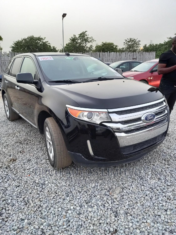 Ford Edge 2011 Black | Cars for sale in Katampe, Abuja (FCT) State, Nigeria