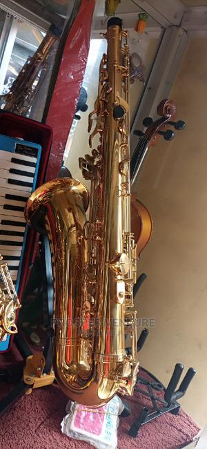 Vintage Tenor Saxophone   Musical Instruments & Gear for sale in Lagos State, Ojo