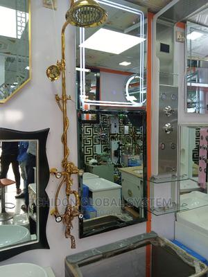 Gold Standing Shower   Plumbing & Water Supply for sale in Lagos State, Apapa