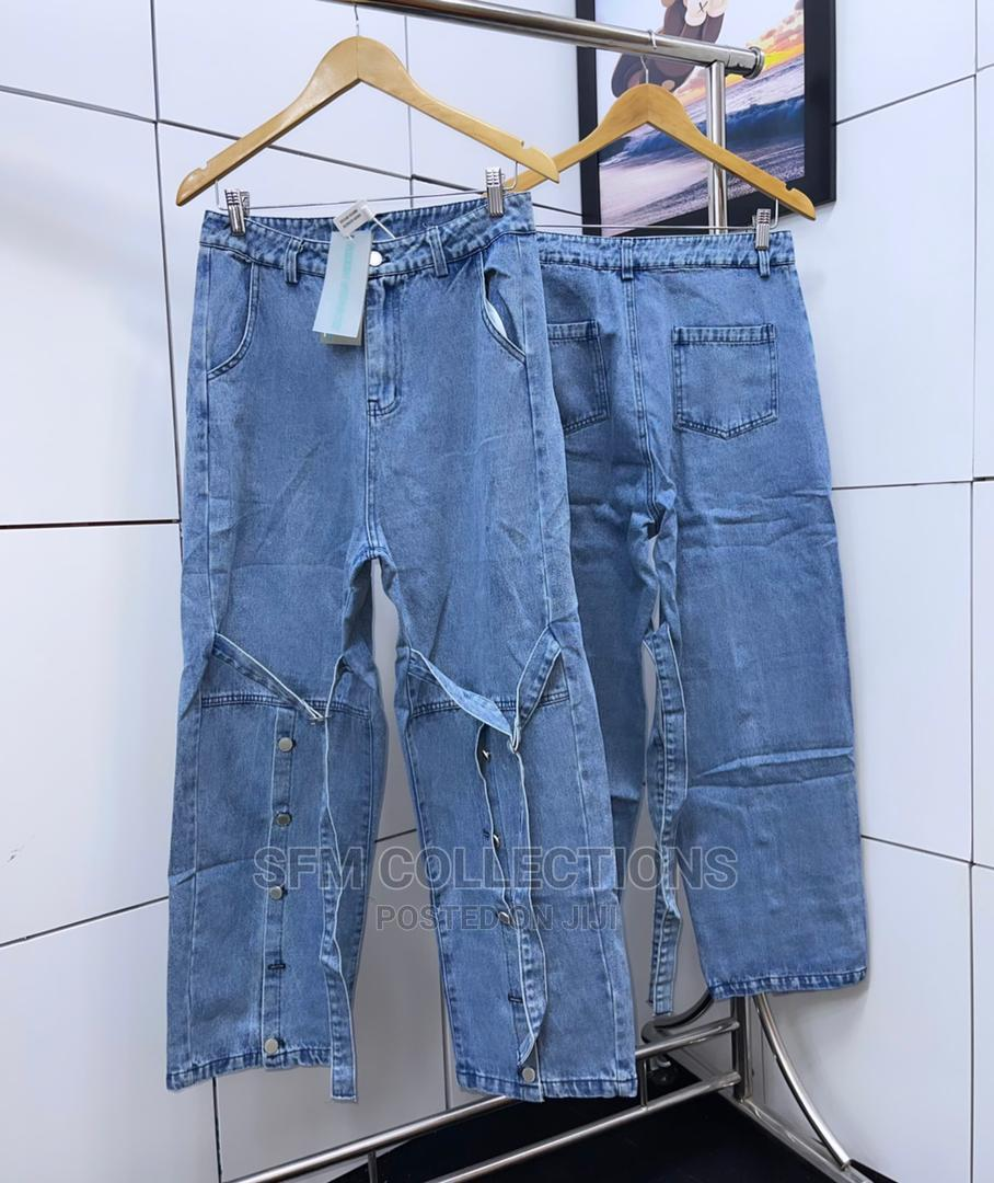 Archive: New Trend Oversize Jeans Now in Store