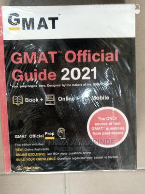 Gmat Official Guide 2021 | Books & Games for sale in Lagos State, Yaba