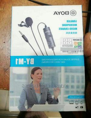 Lavalier Mic With Voice Fliter   Audio & Music Equipment for sale in Lagos State, Ikeja