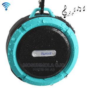 Outdoor Waterproof Bluetooth Speaker   Audio & Music Equipment for sale in Lagos State, Surulere