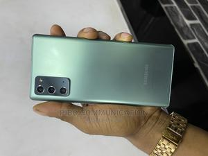 Samsung Galaxy Note 20 256 GB Green | Mobile Phones for sale in Lagos State, Surulere