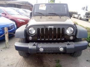 Jeep Wrangler 2014 Black | Cars for sale in Lagos State, Apapa