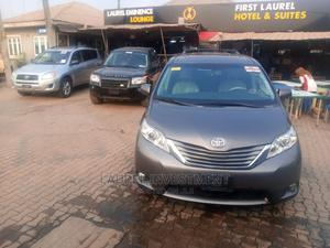 Toyota Sienna 2012 XLE 8 Passenger Gray | Cars for sale in Oyo State, Ibadan