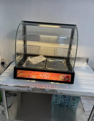 Display Warmer for Snacks | Restaurant & Catering Equipment for sale in Borno State, Maiduguri
