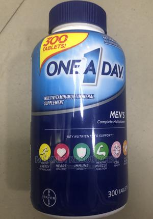 One a Day Multivitamins/ Multi-Mineral for Men 300cpl | Vitamins & Supplements for sale in Lagos State, Lagos Island (Eko)