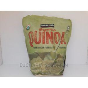 Kirkland Organic Quinoa (2.04kg) | Feeds, Supplements & Seeds for sale in Lagos State, Yaba