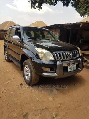 Toyota Land Cruiser Prado 2006 Black   Cars for sale in Abuja (FCT) State, Jabi
