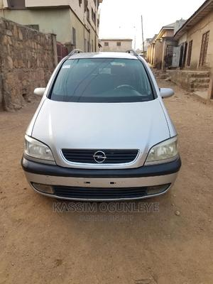 Opel Zafira 2005 1.8 Silver   Cars for sale in Plateau State, Jos