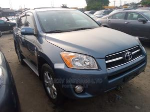 Toyota RAV4 2010 2.5 Limited 4x4 Blue   Cars for sale in Lagos State, Apapa
