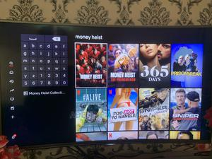 Hisense LED 50inches Uhd Curved Smart TV | TV & DVD Equipment for sale in Lagos State, Ajah