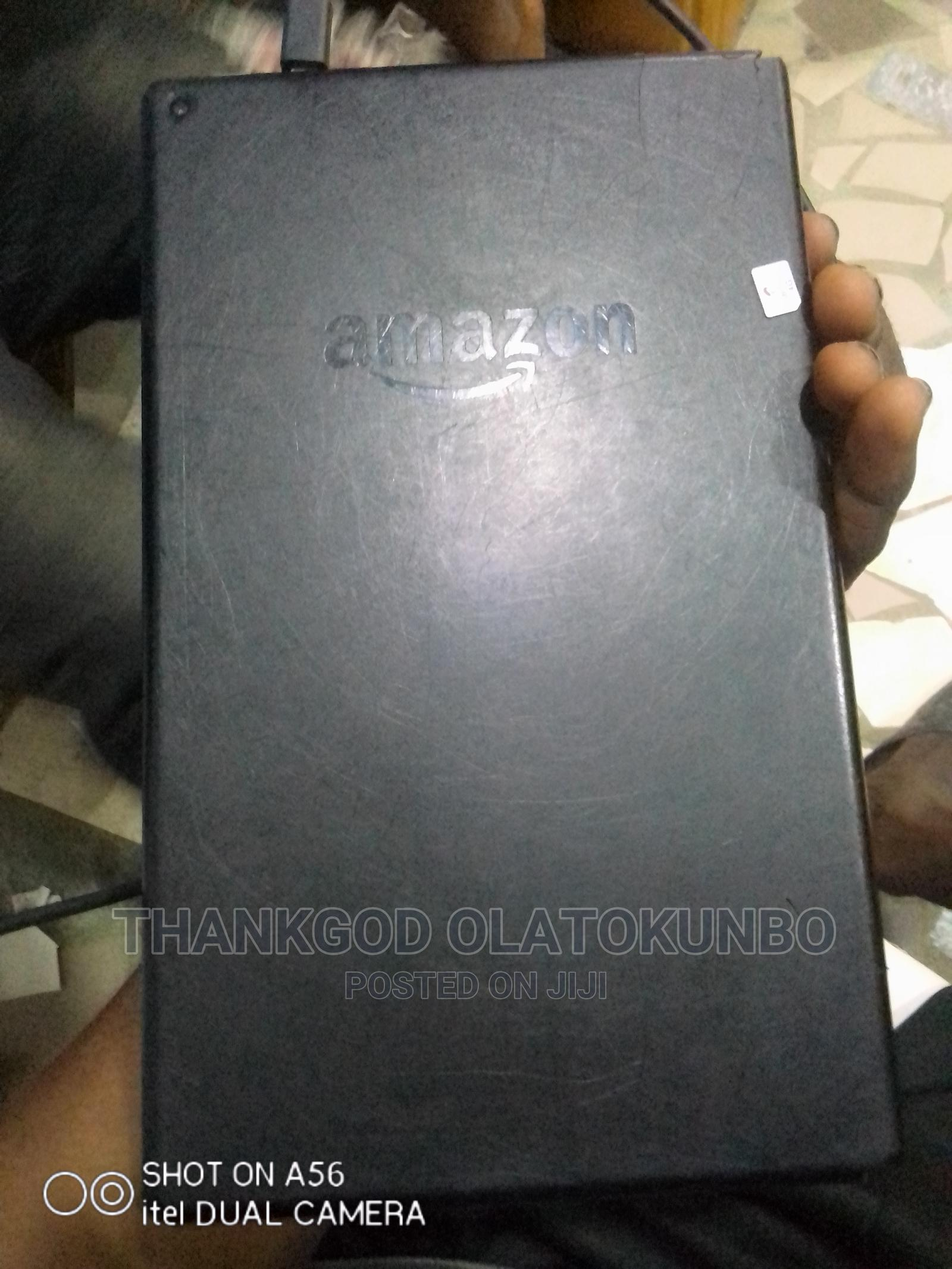 Fire HD 10 32 GB Black | Tablets for sale in Surulere, Lagos State, Nigeria