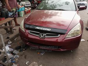 Honda Accord 2003 Red | Cars for sale in Lagos State, Amuwo-Odofin