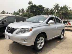 Lexus RX 2010 350 Silver | Cars for sale in Lagos State, Apapa