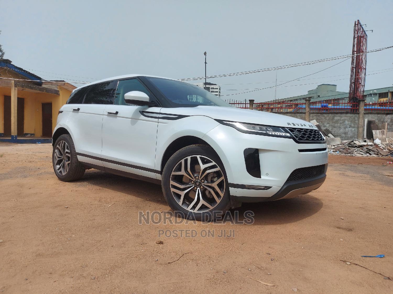 Land Rover Range Rover Evoque 2020 S AWD White