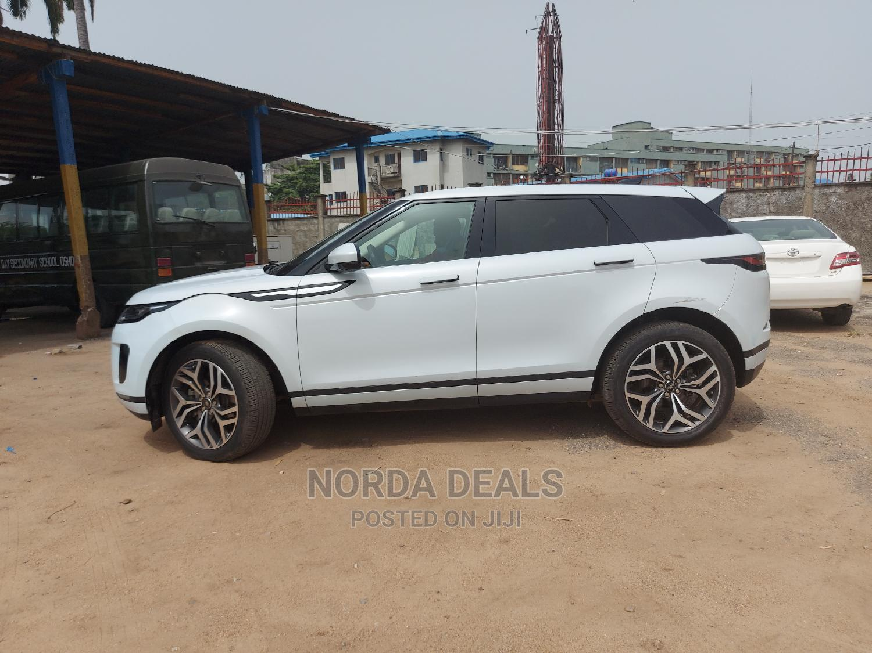 Land Rover Range Rover Evoque 2020 S AWD White   Cars for sale in Victoria Island, Lagos State, Nigeria