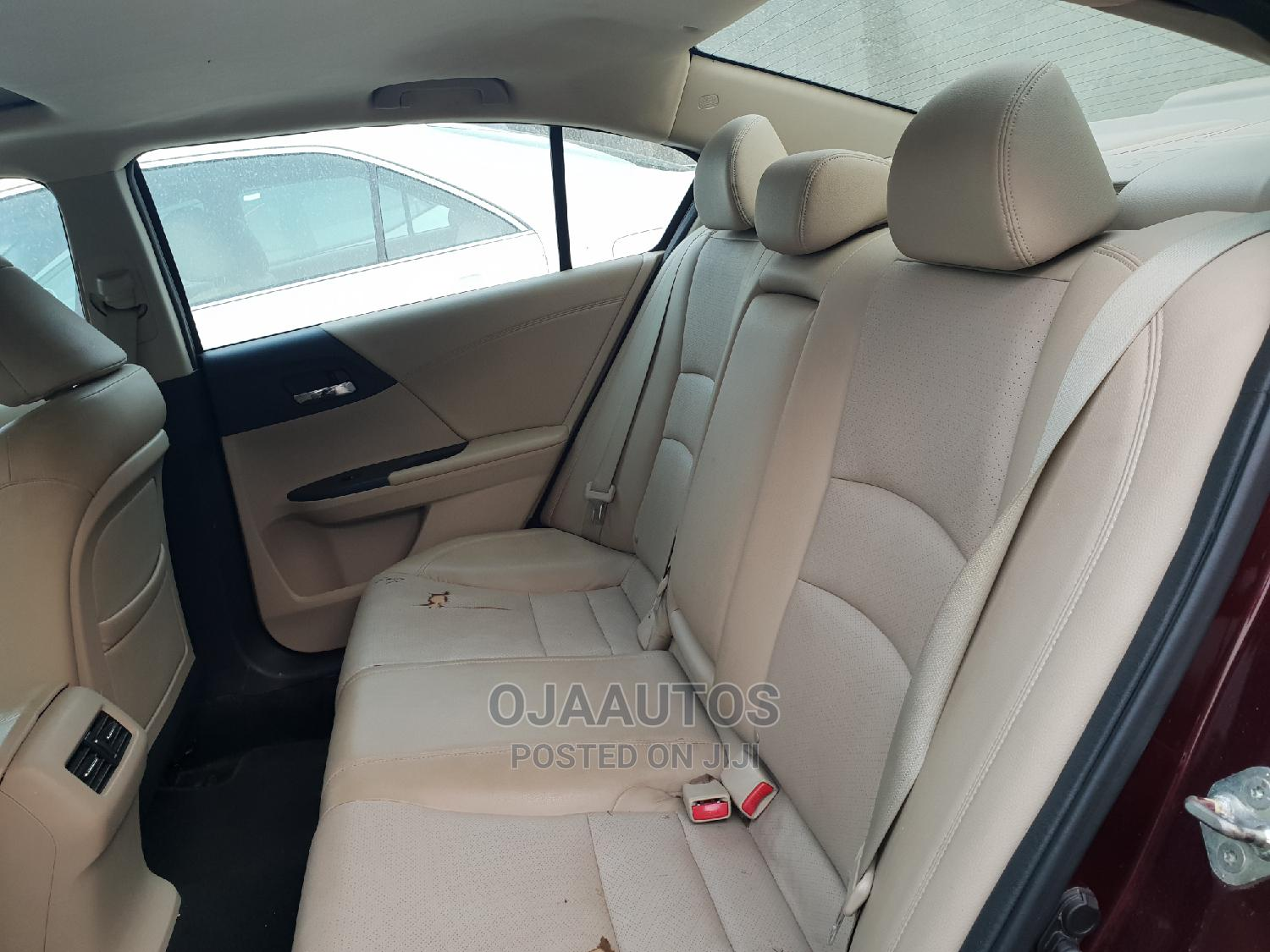 Honda Accord 2013 Red   Cars for sale in Maryland, Lagos State, Nigeria