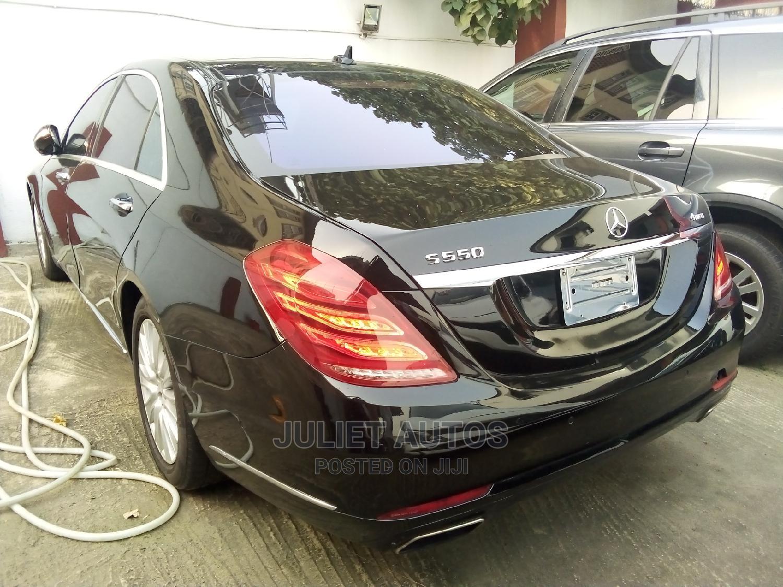 Archive: Mercedes-Benz 500SE 2015 Black