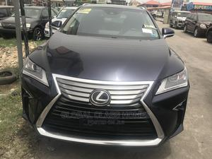 Lexus RX 2017 350 FWD Blue   Cars for sale in Lagos State, Ajah