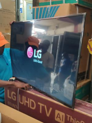 """Original LG 65"""" UHD TV Webos Smart 4k 65UN74 Ai Thinq 2years   TV & DVD Equipment for sale in Lagos State, Ojo"""