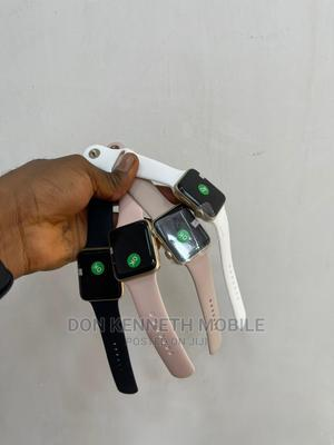 Apple Smart Watch Series 2 42mm   Smart Watches & Trackers for sale in Lagos State, Ikeja