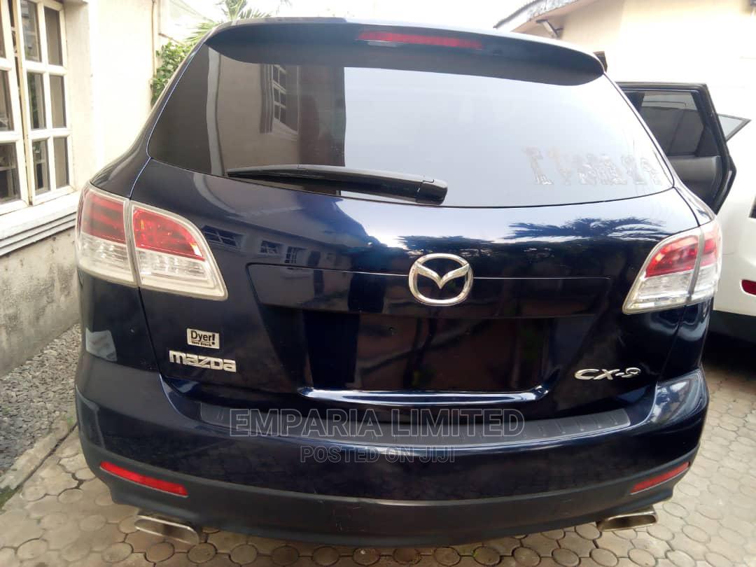 Mazda CX-9 2006 Blue   Cars for sale in Magodo, Lagos State, Nigeria