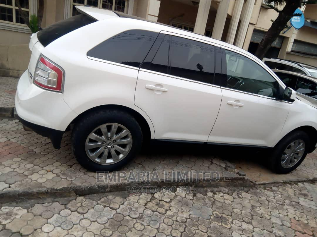Ford Edge 2009 White | Cars for sale in Magodo, Lagos State, Nigeria