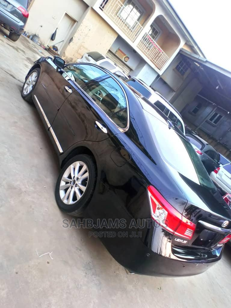 Lexus ES 2011 350 Black | Cars for sale in Isolo, Lagos State, Nigeria