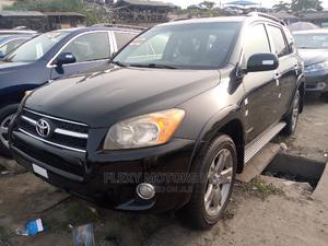 Toyota RAV4 2010 3.5 Sport Black | Cars for sale in Lagos State, Apapa