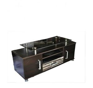 4ft Tv Shelf With Glass Top | Furniture for sale in Lagos State, Lagos Island (Eko)