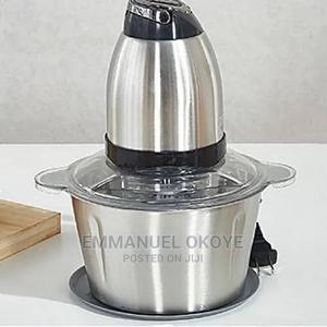 6 Liters Hard Blenders and Yam Pounders | Kitchen Appliances for sale in Lagos State, Ikeja
