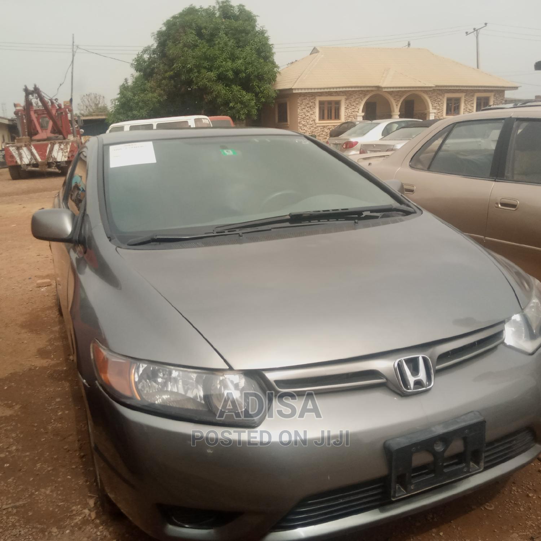Honda Civic 2009 Gray