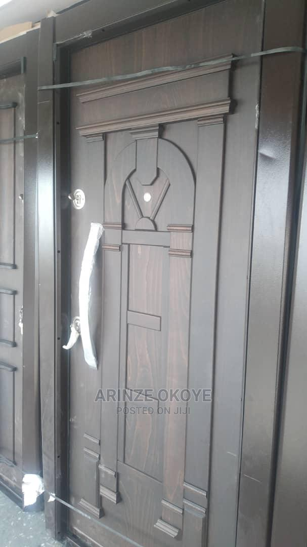 Turkey Doors for Sale | Building Materials for sale in Owerri, Imo State, Nigeria