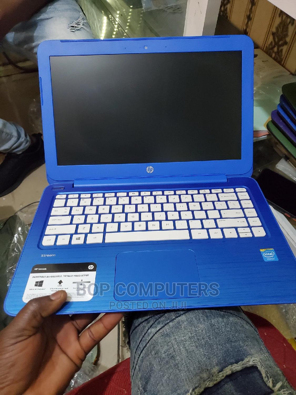 Laptop HP Stream 14 2GB Intel SSD 32GB