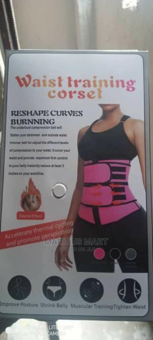 Double Belt Waist Training Corset   Clothing Accessories for sale in Lagos State, Oshodi
