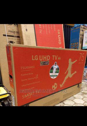 "LG 75"" Inch Smart Tv   TV & DVD Equipment for sale in Lagos State, Ikeja"