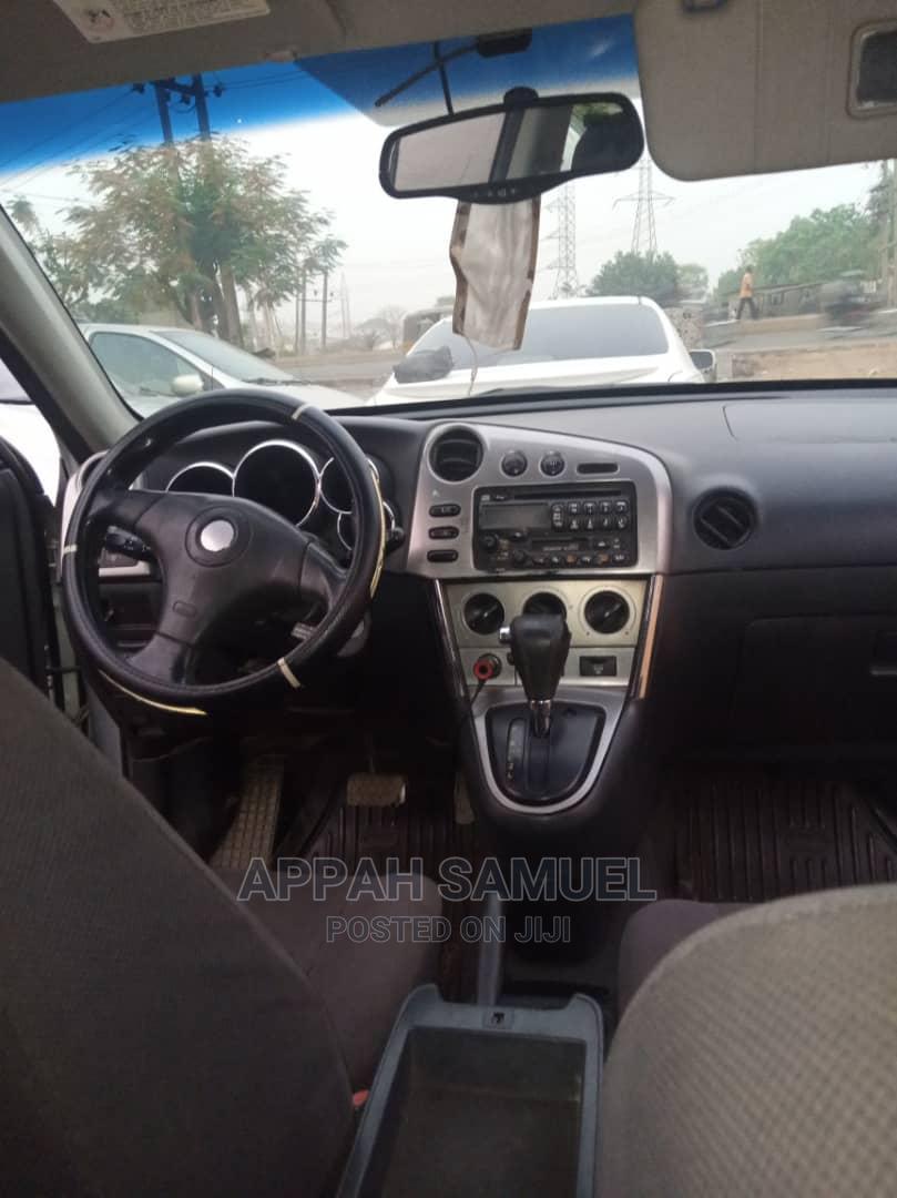 Archive: Toyota Matrix 2005 Silver