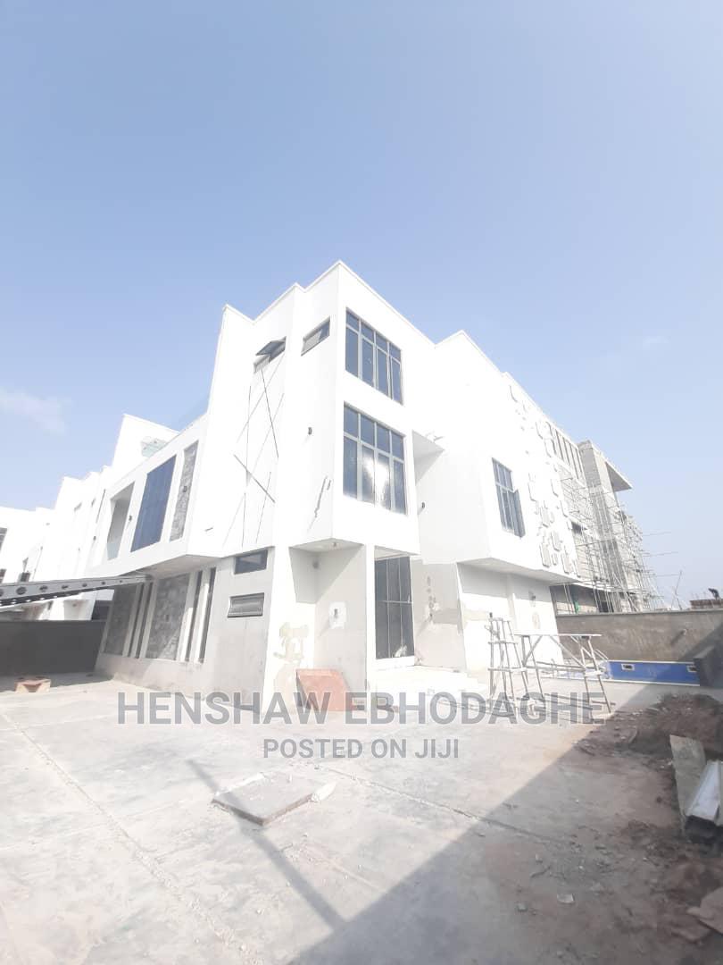 Well Built 5 Bedroom Duplex for Sale at Osapa London Lekki