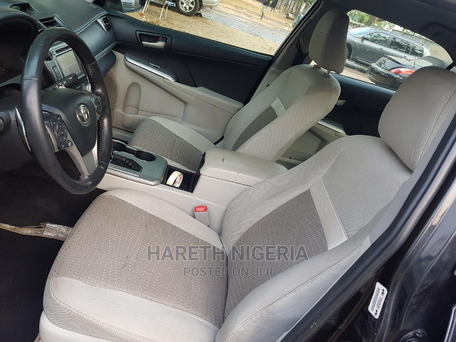 Toyota Camry 2013 Black   Cars for sale in Magodo, Lagos State, Nigeria
