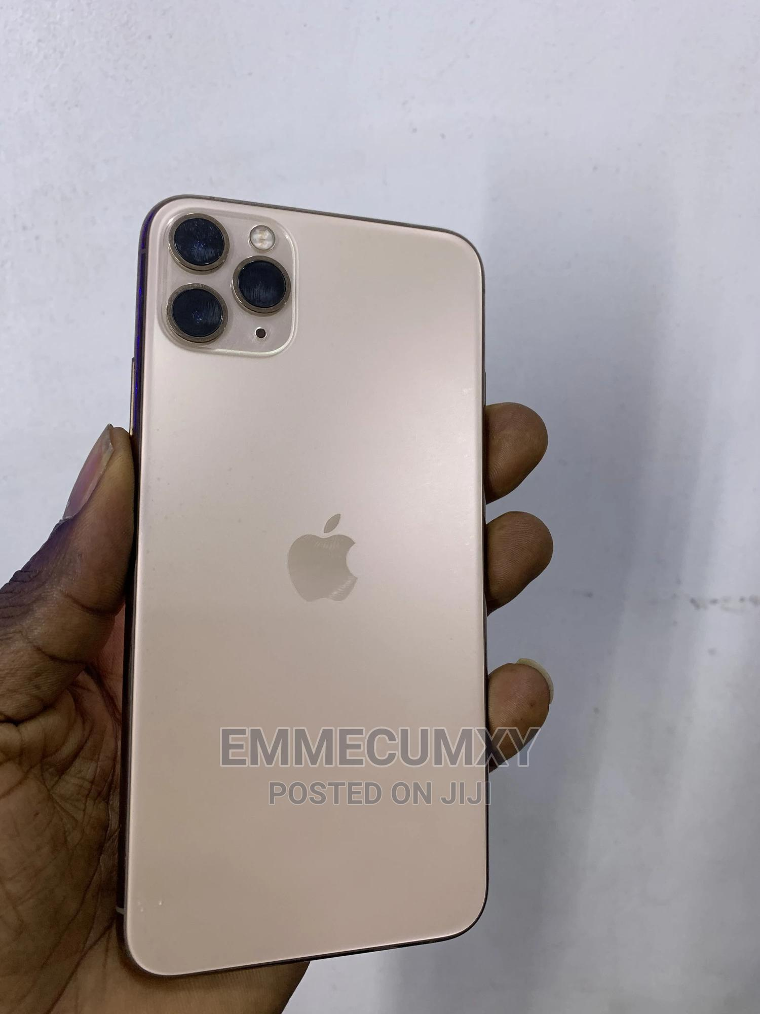 Apple iPhone 11 Pro Max 256 GB Gold | Mobile Phones for sale in Wuse 2, Abuja (FCT) State, Nigeria