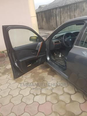 BMW 530i 2007 Gray | Cars for sale in Rivers State, Obio-Akpor