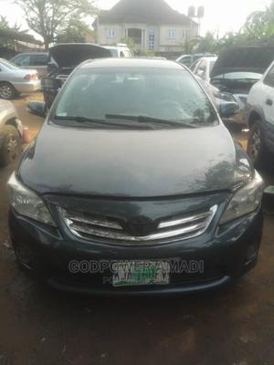Toyota Corolla 2009 1.8 Advanced Green | Cars for sale in Rivers State, Obio-Akpor