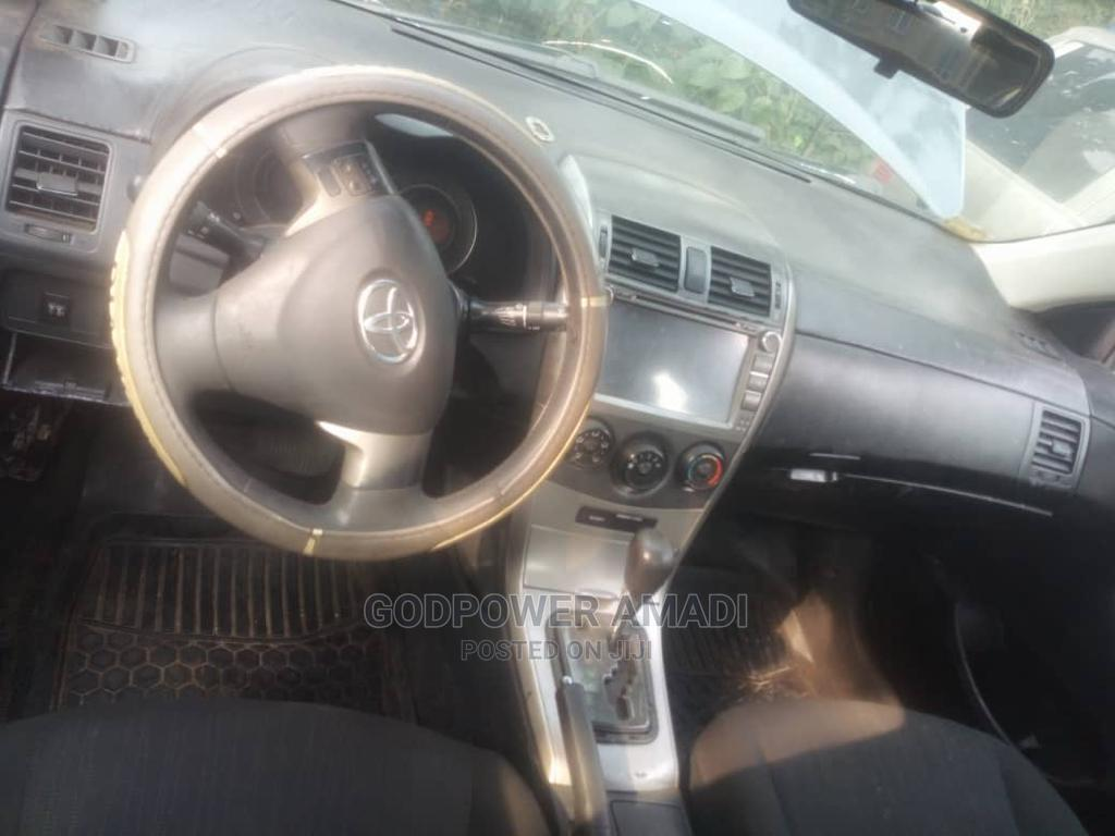 Toyota Corolla 2009 1.8 Advanced Green   Cars for sale in Obio-Akpor, Rivers State, Nigeria