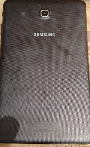 Samsung Galaxy Tab E 8.0 16 GB Black   Tablets for sale in Osun State, Ife
