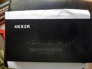 Hdmi Splitter 8port | Computer Accessories  for sale in Lagos State, Ikeja